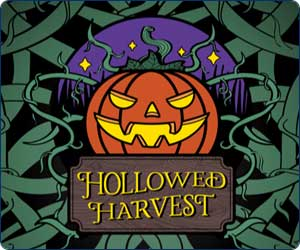 Experience the spooky family-fun of Halloween at the Hollowed Harvest
